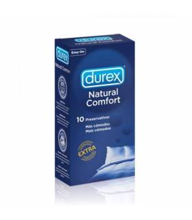 Durex Natural Confort (10 Uds)
