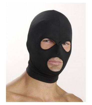 Mascara Capucha FETISH 3 Aberturas  ref: