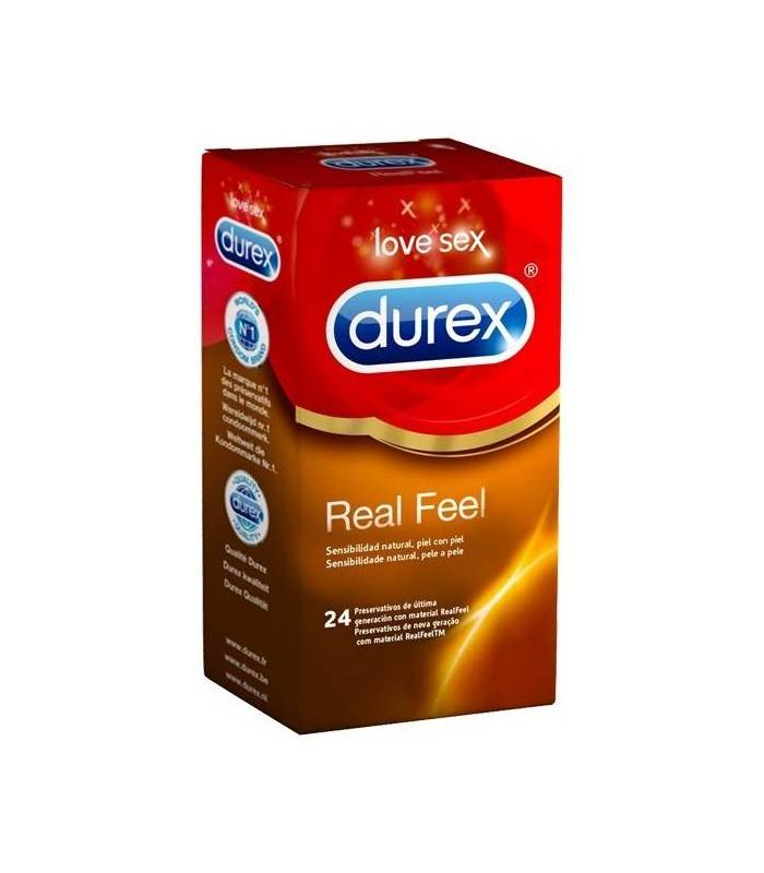 Durex Real Feel( Sin Latex)