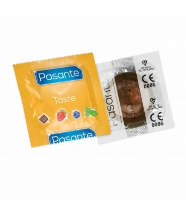 Pasante Condones Pasante Pasante Sabores 3 uds