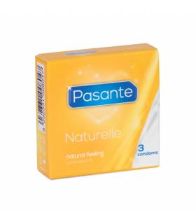 Pasante Natural 3 uds ref: