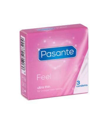 Pasante Condones Pasante Pasante Sensitivo 3 uds