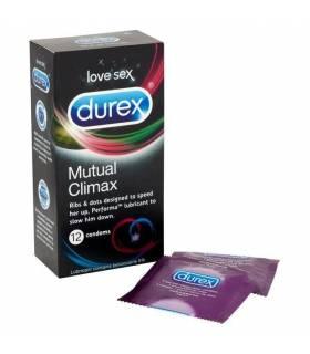 Durex Mutual Climax (12 Uds)