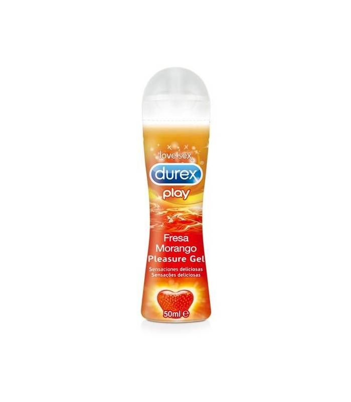 Durex Play Fresa 50 ml.