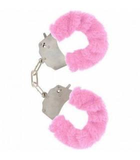 Esposas Toy Joy Furry Fun Cuffs Pink Plush ref: 90