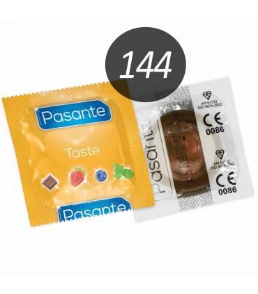 Pasante Condones Pasante Pasante Chocolate 144 uds