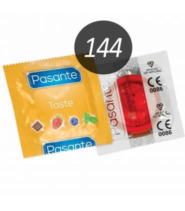 Pasante Condones Pasante Pasante Fresa 144 uds