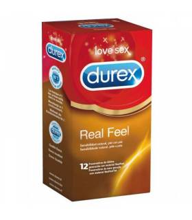 Durex Real Feel Sin Latex 12 ud