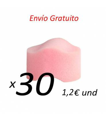 Mascondon Esponja menstrual 30 esponjas antimestruación Secas