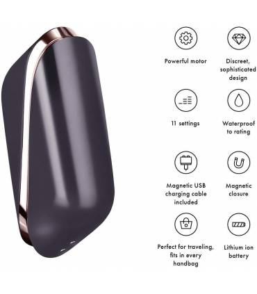 Satisfyer Traveller Succionador de clitoris  ref:
