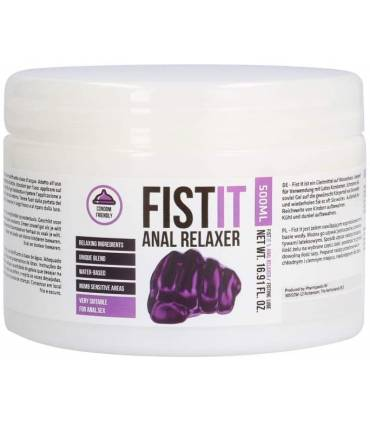 Fist It Lubricante Anal 500ml