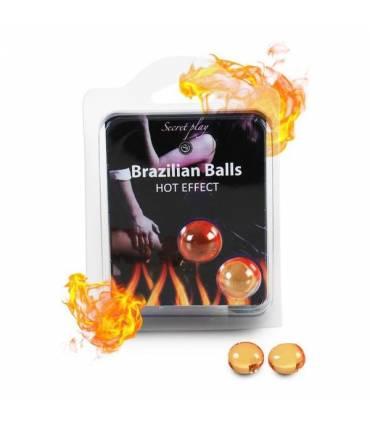 Bolas Vaginales Efecto Calor- Brazilian balls