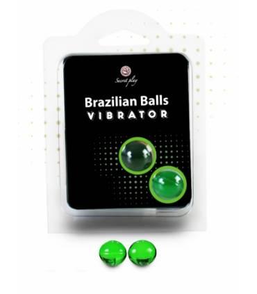 Bolas Vaginales Brazilian balls-Efecto Vibración