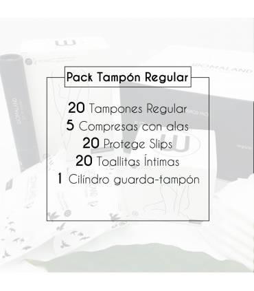Womaland Esponja menstrual Pack Tampón Vegano - Womaland