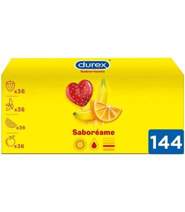 Condones Durex Sabores 144 unidades