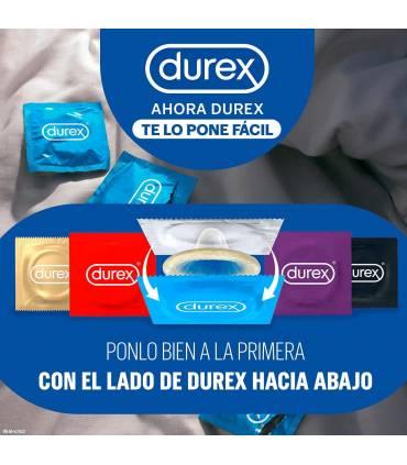 Durex Condones Durex Durex Invisible Extra Lubricado 12uds