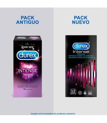 Durex Condones Durex Durex Intense 12 Uds