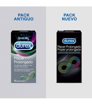 Durex Condones Durex Durex Placer Prolongado 12 uds