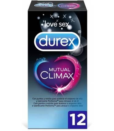 Durex Condones Durex Durex Mutual Climax 12 Uds