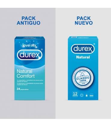 Durex Natural Plus 24 unidades