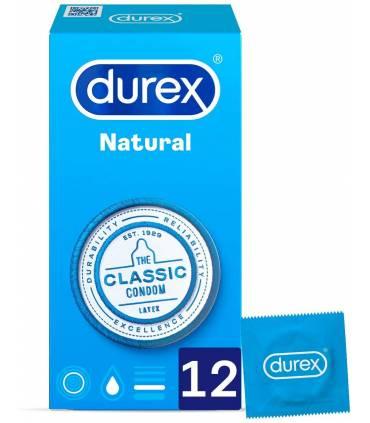 Durex Natural Comfort 12 uds
