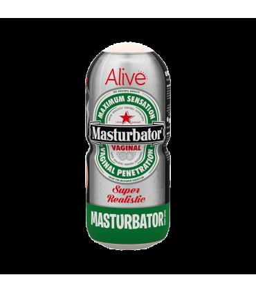 Masturbador Heineken Vagina