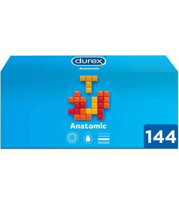 Durex Condones Durex Durex Anatomic 144 uds