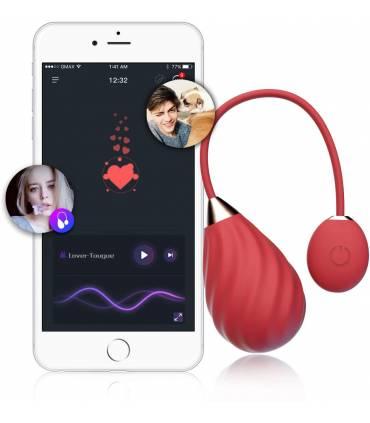 Rompe la monotonía Huevo Vibrador con app Magic Motion