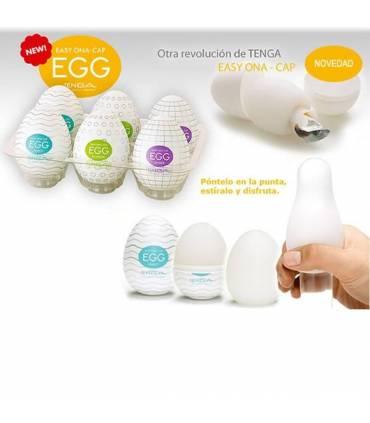 """6 Huevos Masturbadores Masculino \\""""Tenga EGG\\""""  ref:"""