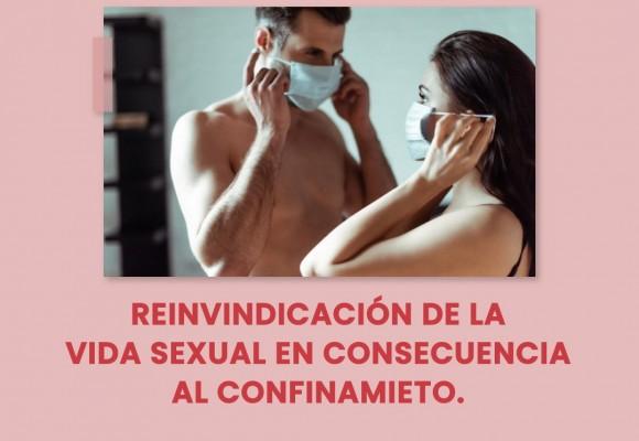 ¿Cómo esta cambiando la actividad sexual durante el confinamiento?