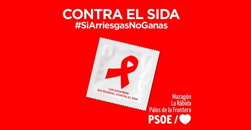Mascondon regala preservativos para frenar el SIDA