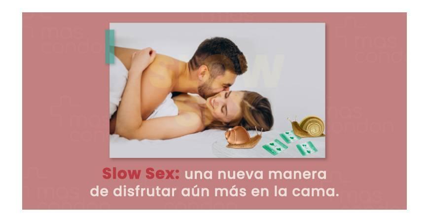 Slow Sex: una nueva manera de disfrutar aún más en la cama.